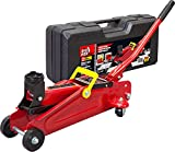 Torin T820014S Big Red Hydraulic Trolley Floor Jack with Carrying...