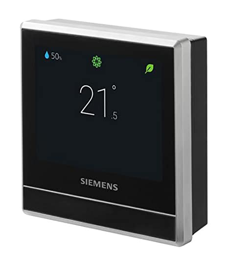 Siemens rds110 Smart aprendizaje termostato