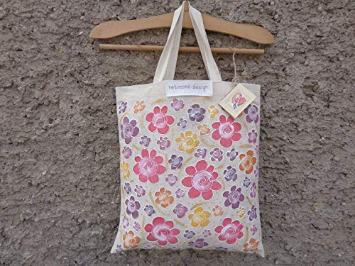 (Sale!!!25% Off,Hand Painted Floral Valentine's Day Cotton Canvas Bag,Acrylic Painted Roses,From Weekend beach bag to Everyday Grocery Shopper,Floral Flowers Roses,Rose Canvas Tote)