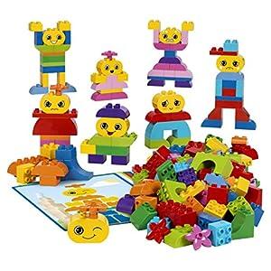 "Build Me ""Emotions"" Set for Social Emotional Development by LEGO Education DUPLO - 51yZFId4tZL - Build Me ""Emotions"" Set for Social Emotional Development by LEGO Education DUPLO"