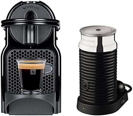 Magimix Nespresso Inissia + Aeroccino Independiente Semi ...