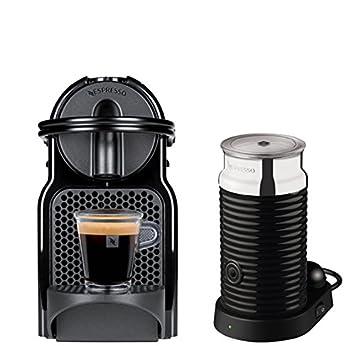 Magimix Nespresso Inissia + Aeroccino Independiente Semi-automática Máquina de café en cápsulas 0.7L