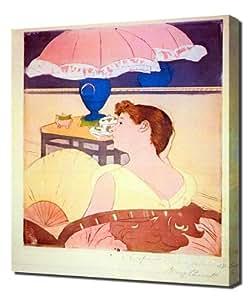 Pallas Athene by Franz von Stuck - Impresión En Lienzo - Impresión Fine Art