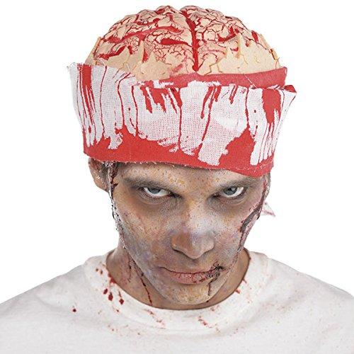 (Brain Hat Costume Accessory, 3)