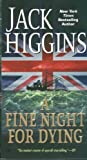 A Fine Night for Dying, Jack Higgins, 042521477X