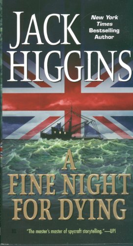 A Fine Night For Dying (Paul Chavasse)