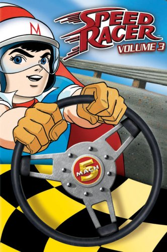 (Speed Racer , Vol. 3  - Episodes 24-36)