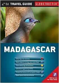 Madagascar Travel Pack, 4th (Globetrotter Travel Packs): Derek