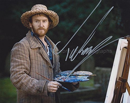 TONY CURRAN as Vincent - Doctor Who GENUINE AUTOGRAPH