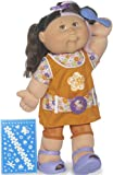 ": Cabbage Patch Kids 16"" Feature Doll - Magic Glow Surprise Caucasian Girl in Brunette Hair"