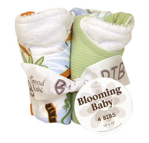 Bouquet 4 Pack Bib - Surf'S ()