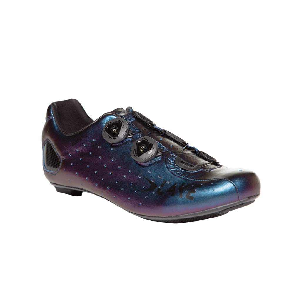 Lake CX332/ Road Wide Fit Scarpe Chameleon Viola