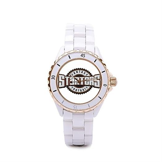 Queensland comprar relojes de cerámica relojes Online Fantasy principiantes: Amazon.es: Relojes