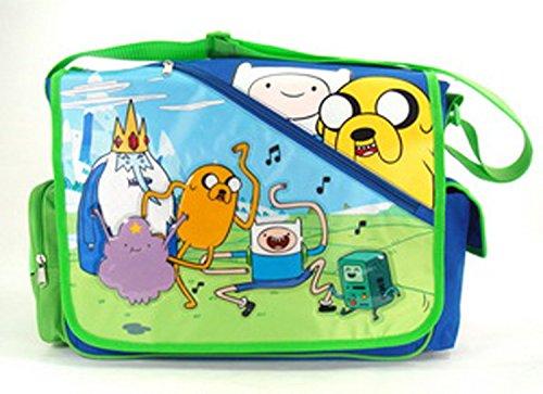 Messenger Bag - Adventure Time - Massive Island Jake & Finn (Massive Music)