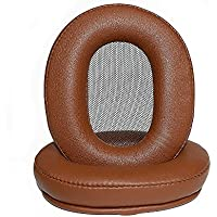 Brown Replacement Earpad Ear Cushion Pads for Sony MDR-1R MK2 MDR-1RNC MDR-1A 1ADAC 1ABT 1RBT Headphones