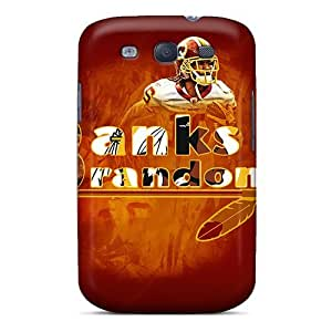 Galaxy S3 Cases, Premium Protective Cases With Awesome Look - Washington Redskins