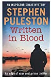 Written in Blood: An edge of your seat crime thriller (Inspector Drake)