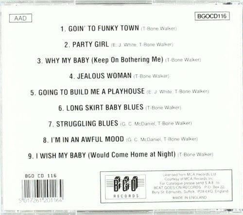 Funky Town /  T-Bone Walker