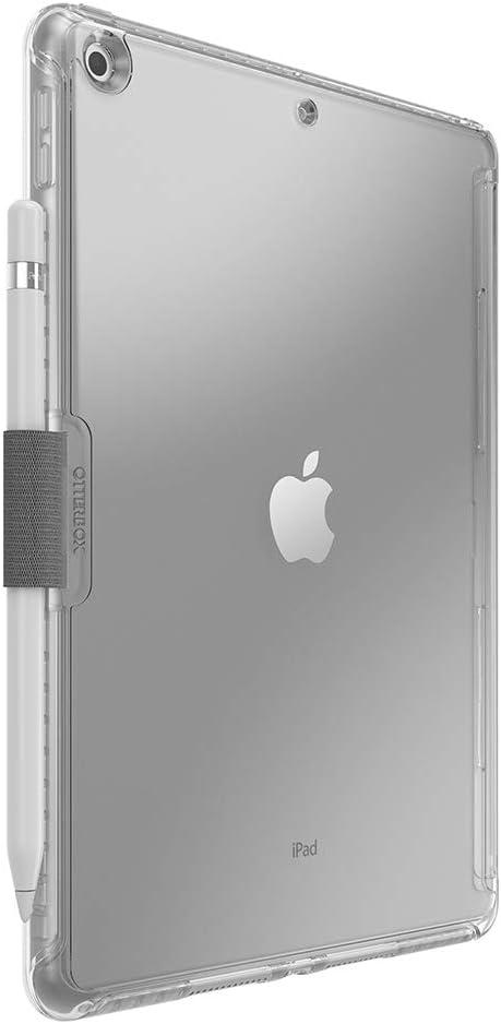 Otterbox Symmetry Clear Sturzsichere Schutzhülle Für Apple Ipad 10 2 Zoll 7th Gen 2019 8th Gen 2020 Transparent Elektronik