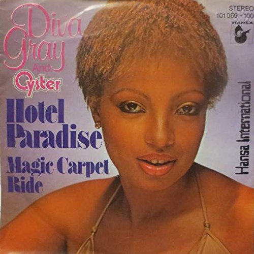 - Diva Gray & Oyster - Hotel Paradise / Magic Carpet Ride - Hansa International - 101 069-100