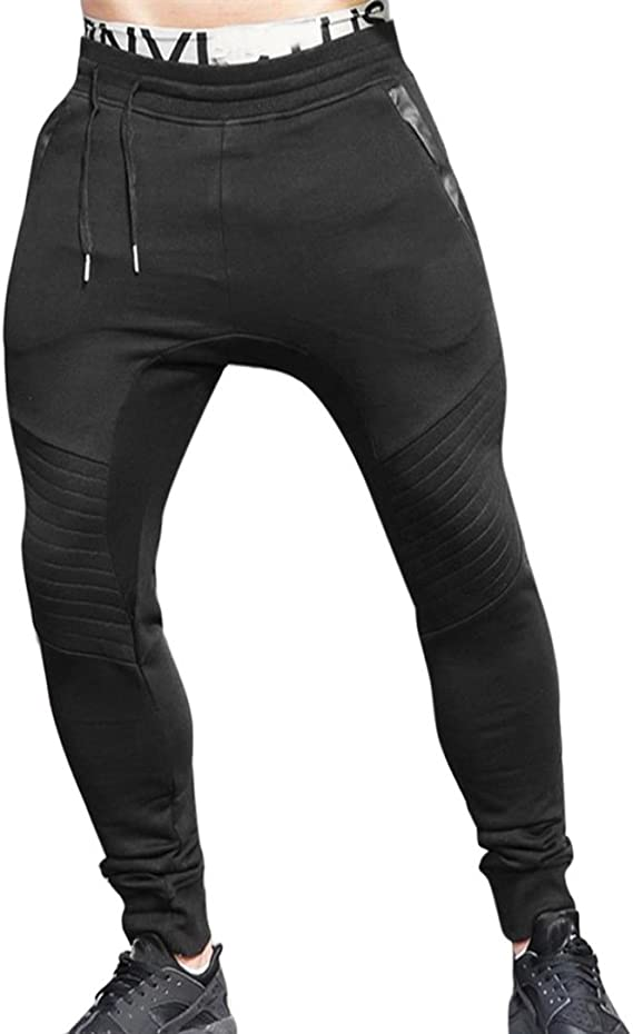 pantalones hombre chandal, Sannysis Pantalones deportivos para ...