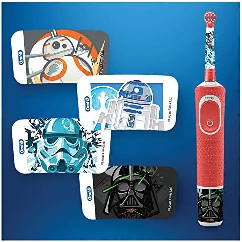 Oral-B Kids Brosse à Dents Électrique par Braun, Star Wars