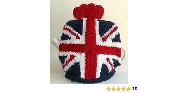 Handmade Union Jack Tea Cosy