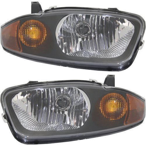 03 cavalier headlight assembly - 3