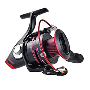 KastKing Sharky II Spinning Reel, Carbon Fiber Drag, Brass Gears, Stainless Steel Components