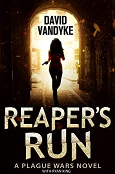 Reapers Run Apocalyptic Action Adventure Technothriller ebook product image