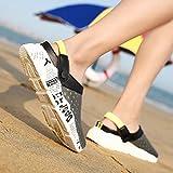 Lefthigh Summer Mesh Men Breathable Sandals, Hollow Outdoor Casual Beach Shoes Flip Flops Shoes