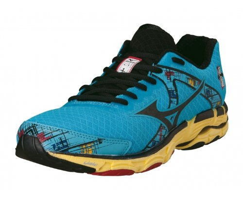 Running 10 Wave Inspire Shoe Blue Shoes Mizuno Blue Women's Match W wgT6XI