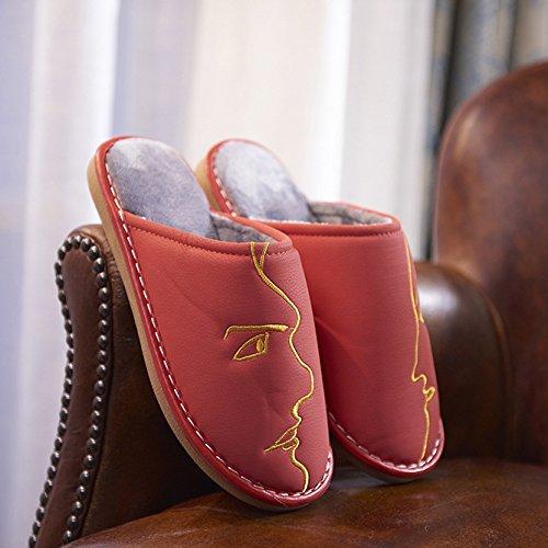 zapato pequeño al Ladies rojo Casual agua antideslizante colores resistente térmica de varios y Zapatillas Oxq6x8fp