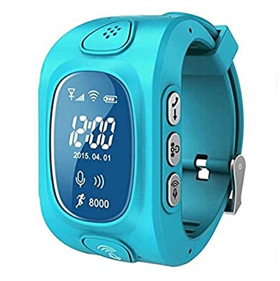 Eoncore GPS/GSM/Wifi Tracker Watch for Kids Children Smart Watch with SOS Support GSM phone Android IOS Anti Lost Y3