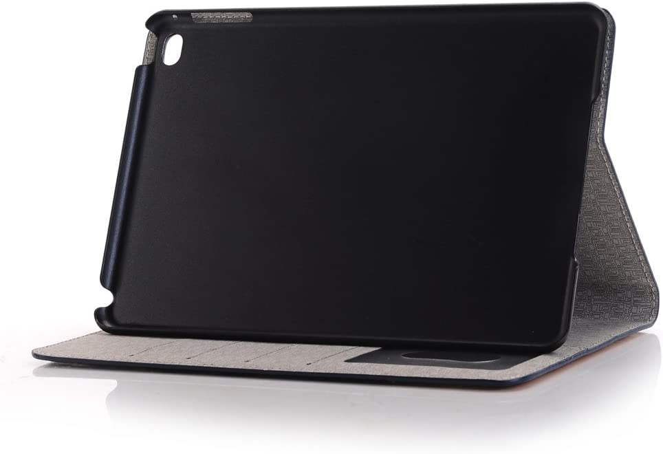 YiMiky Lightweight Smart Case with Card Holder Ultra Slim Stand Shell Cover Full Body Protection for 7.9 Inch iPad Mini 5 2019// iPad Mini 4 2015 2019 iPad Mini 5 Cover Light Brown
