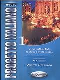 Nuovo Progetto Italiano 1: Corso Multimediale Di Lingua E Civilta Italiana: Livello Elementare A1-A2 (Italian Edition)