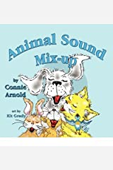 [ Animal Sound Mix-Up - Large Print [ ANIMAL SOUND MIX-UP - LARGE PRINT ] By Arnold, Connie ( Author )Aug-12-2010 Paperback Paperback
