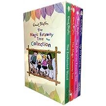 Enid Blyton The Magic Faraway Tree Collection 4 Books Box Set Pack