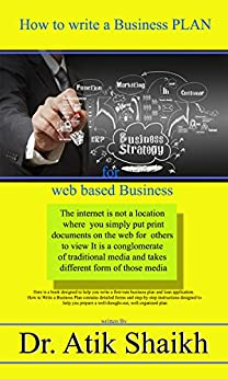 How to write a business plan for website