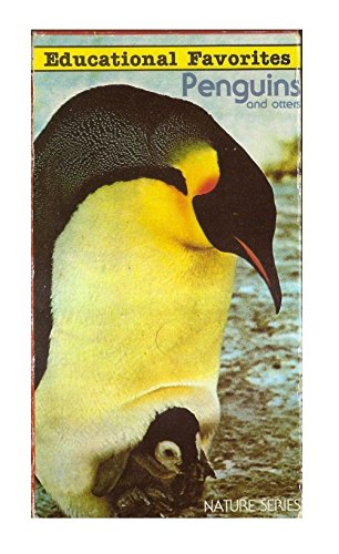 penguins and otters nature series VHS (Sell Tapes Vhs)