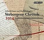 Verborgene Chronik 1914 | Herbert Kapfer,Lisbeth Exner