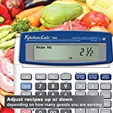 Calculated Industries 8305 KitchenCalc PRO Recipe