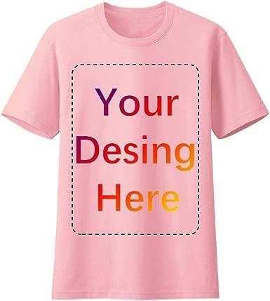 Camisetas personalizadas de 2 caras. Diseña tu propia imagen ...