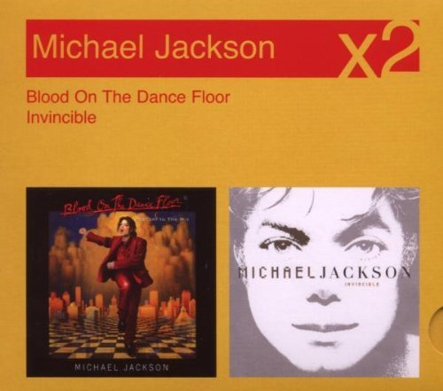 Blood on the Dance Floor / Invincible by Michael Jackson