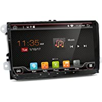 YUNTX - 2G+16G Android 6.0 car dvd player for Skoda Fabia octavia Superb Yeti Seat Leon Toledo Rapid Roomster AMAROK vw golf tiguan polo