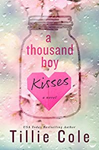 A Thousand Boy Kisses by Tillie Cole ebook deal