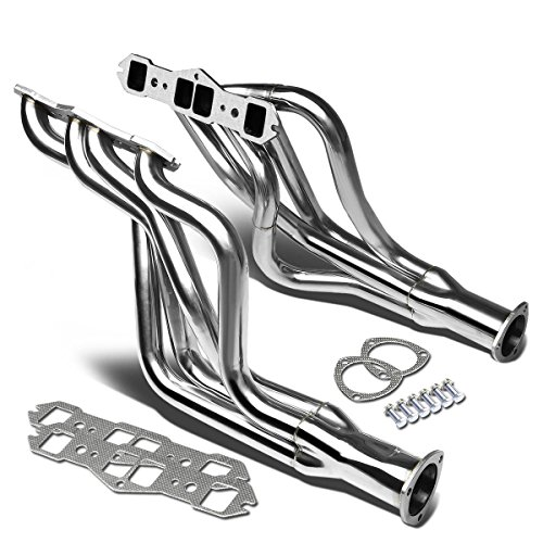 DNA Motoring HDS-DPF-OLDS65 Stainless Steel Exhaust Header Manifold