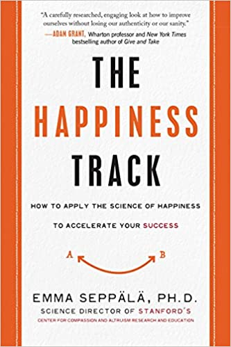 amazon the happiness track how to apply the science of happiness
