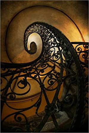 Posterlounge Cuadro de metacrilato 60 x 90 cm: Old Spiral Staircase de Jaroslaw Blaminsky: Jaroslaw Blaminsky: Amazon.es: Hogar