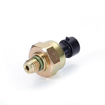 Sensor de presión de inyección ICP Control 1845274 C92 para 2003 - 2004 pastilla F250/F350/F450/F550: Amazon.es: Coche y moto